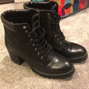 Shoes - Zara black boots